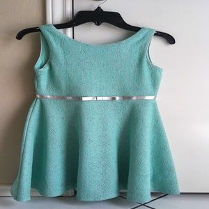 Other - Emily west mint color sleeveless dress